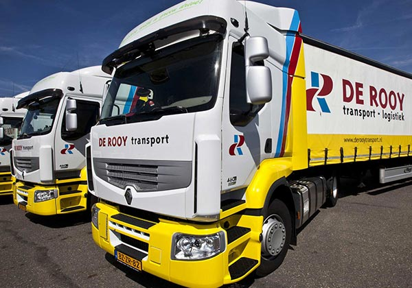 de rooy transport 't Goy
