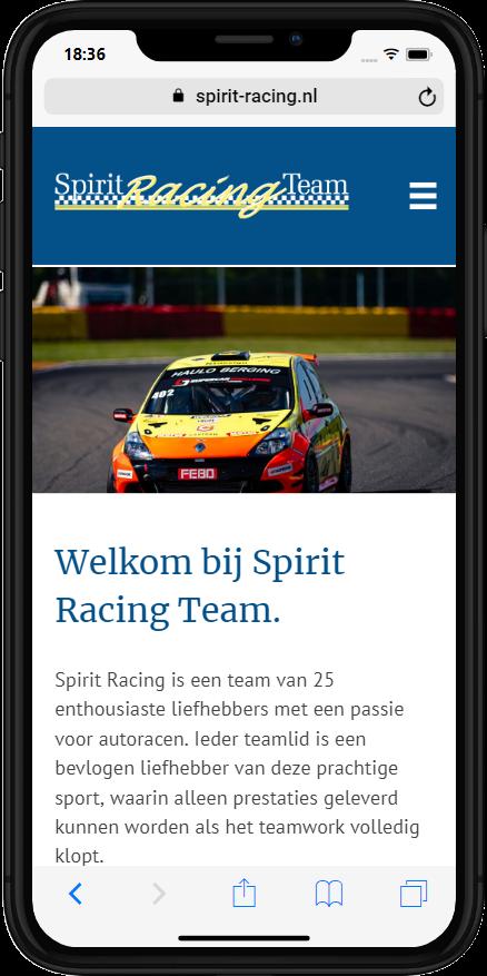 Spirit Racing screenshot