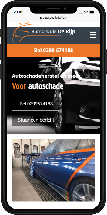 Autoschade de Rijp mobiel