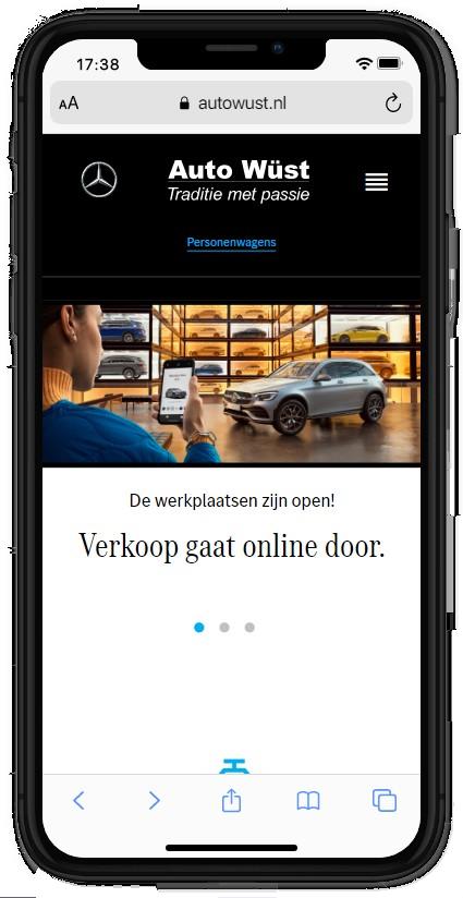 Auto Wüst screenshot