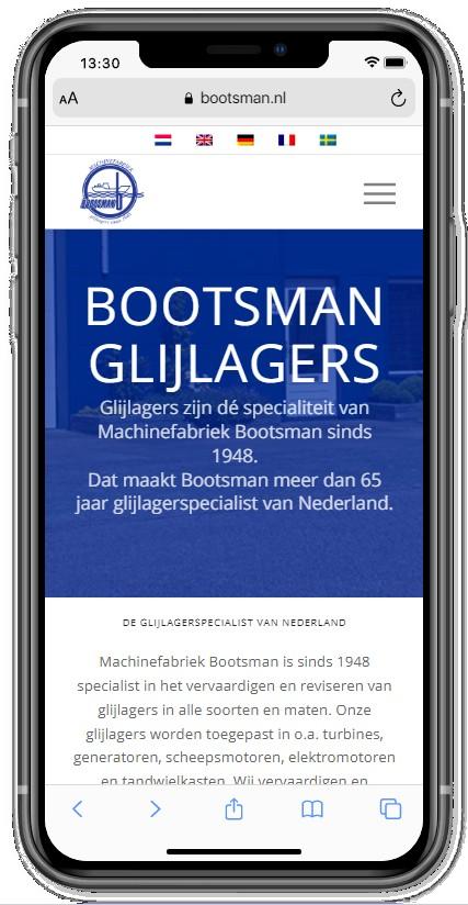 Machinefabriek Bootsman screenshot