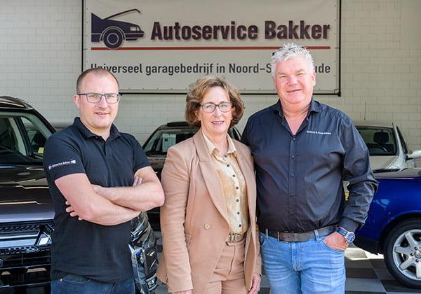 Autoservice Bakker in Noord-Scharwoude
